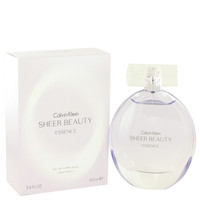 Sheer Beauty Essence Womens By Calvin Klein Edt Spray 3.4 oz