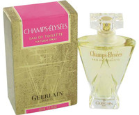 Champs Elysees For Women by Guerlain Edp Sp 2.5 oz