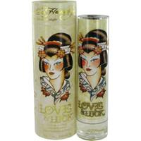 Ed Hardy Love & Luck Perfume By Christian Audige Edp Sp 3.4 oz