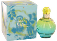 Fantasy Island For Women by Britney Spears Edt Sp (New) 3.3 oz