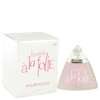 Mauboussin A La Folie Lovely Edp Spray 1.7 oz