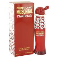 Moschino Chic Petals Edt Spray 1.0 oz