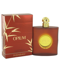 Opium Perfume Edt Spray New Pack 3.0 oz
