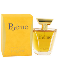 Poeme Fragrance by Lancome For Women EDP Spray 3.3 oz
