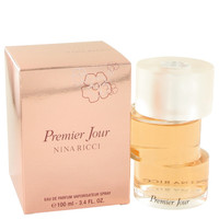 Premier Jour Cologne by Nina Ricci For Women EDP Spray 3.4 oz
