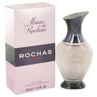 Muse De Rochas by Rochas For Women Eau De Parfum Spray 1.6 oz