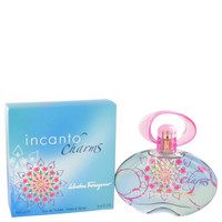 Incanto Charms Fragrance by Salvatore Ferragamo for Women EDT Spray 3.4 oz
