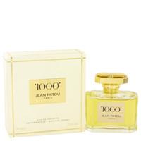 Jean Patou 1000 Women's Cologne by Jean Patou Eau De Parfum Spray 2.5 oz