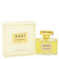 Jean Patou 1000 Cologne Women's by Jean Patou Eau De Parfum Spray 2.5 oz