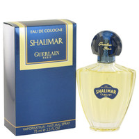 Shalimar Fragrance for Women 2.5oz Cologne Sp (Newpack)