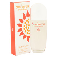 Sunflower Dream Petals Fragrance for Women 3.4oz Edt Sp
