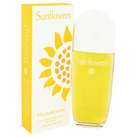 Sunflowers for Women by Elizabeth Arden 3.3oz Edt Sp