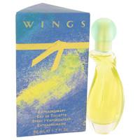 Wings 1.6oz Edt Sp Fragrance for Women