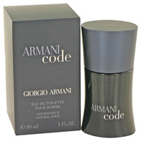 ARMANI  CODE EDT SPRAY FOR MEN 1 oz