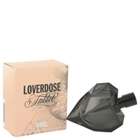 DIESEL LOVERDOSE TATTOO FOR WOMEN EDP SPRAY 1.7 oz