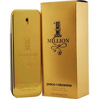Paco Rabanne One Million Cologne for Men EDT Spray - 3.4 fl oz bottle