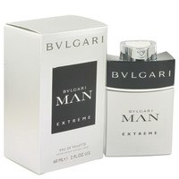 Bvlgari MAN EXTREME by Bvlgari 2.0 oz for Men EDT Spray