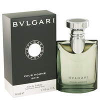 Bvlgari Pour Homme Soir  by Bvlgari 1.7 oz for Men EDT Spray