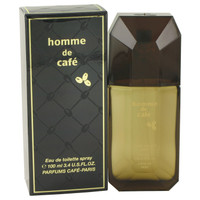 CAFE CAFE by Cofinluxe 3.4  oz for Men EDT Spray