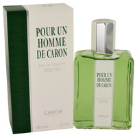 CARON POUR HOMME For Men BY Caron EDT SPRAY 6.7 OZ