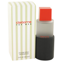 CLAIBORNE by Liz Claiborne COLOGNE Men Spray 3.4oz