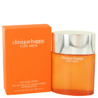 CLINIQUE HAPPY by Clinique 3.4 oz COLOGONE Men's Spray