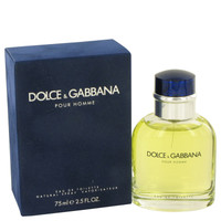 DOLCE GABBANA by Dolce & Gabbana EDT Men Spray 2.5oz