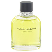 DOLCE  GABBANA by Dolce & Gabbana EDT Men Spray 4.2 oz