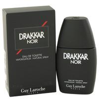 DRAKKAR NOIR by Guy Laroche EDT Men Spray 1.0oz