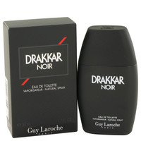 DRAKKAR NOIR by Guy Laroche EDT Men Spray 1.7oz