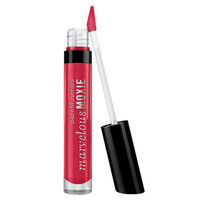 bareMinerals Marvelous Moxie Lipgloss High Roller 0.15 oz Watermelon Red