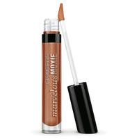bareMinerals Marvelous Moxie Lipgloss Risk Taker 0.15 oz Chocolate Shimmer