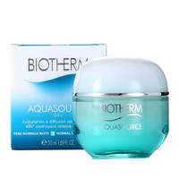 Biotherm Aquasource Gel 48h Continuous Release 1.69-ounce Hydration Normal Combination Skin