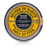 L'Occitane Pure Shea Butter Certified Organic 5 oz