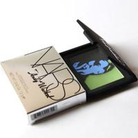 NARS Palette D' Ombres Eye Shadow Self Portrait # 1 Andy Warhol 0 .42 oz Black + Med Sky Blue + Green