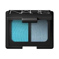 NARS Duo Powder Eyeshadow South Pacific 0.14 oz SHIMMERING BLUE TURQUOISE DARK AQUA MARINE