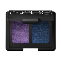 NARS Duo Powder Eyeshadow Marie-Galante 0.14 oz INDESCENT ORCHID/INDESCENT REGAL BLUE