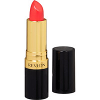 Revlon Super Lustrous Shine Lipstick Rich Girl Red 0.15 oz