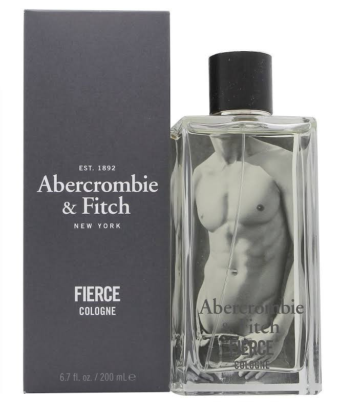 Abercrombie & Fitch Fierce For Men Cologne Spray - 6.7 fl oz bottle