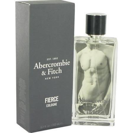 Abercrombie & Fitch Fierce Eau De Cologne Spray for Men 6.7 oz