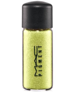 Mac Little Mac Pigment - Chartreuse