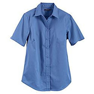 Women's Short Sleeve Button Down Shirt