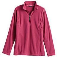 Women's Half-Zip Fleece