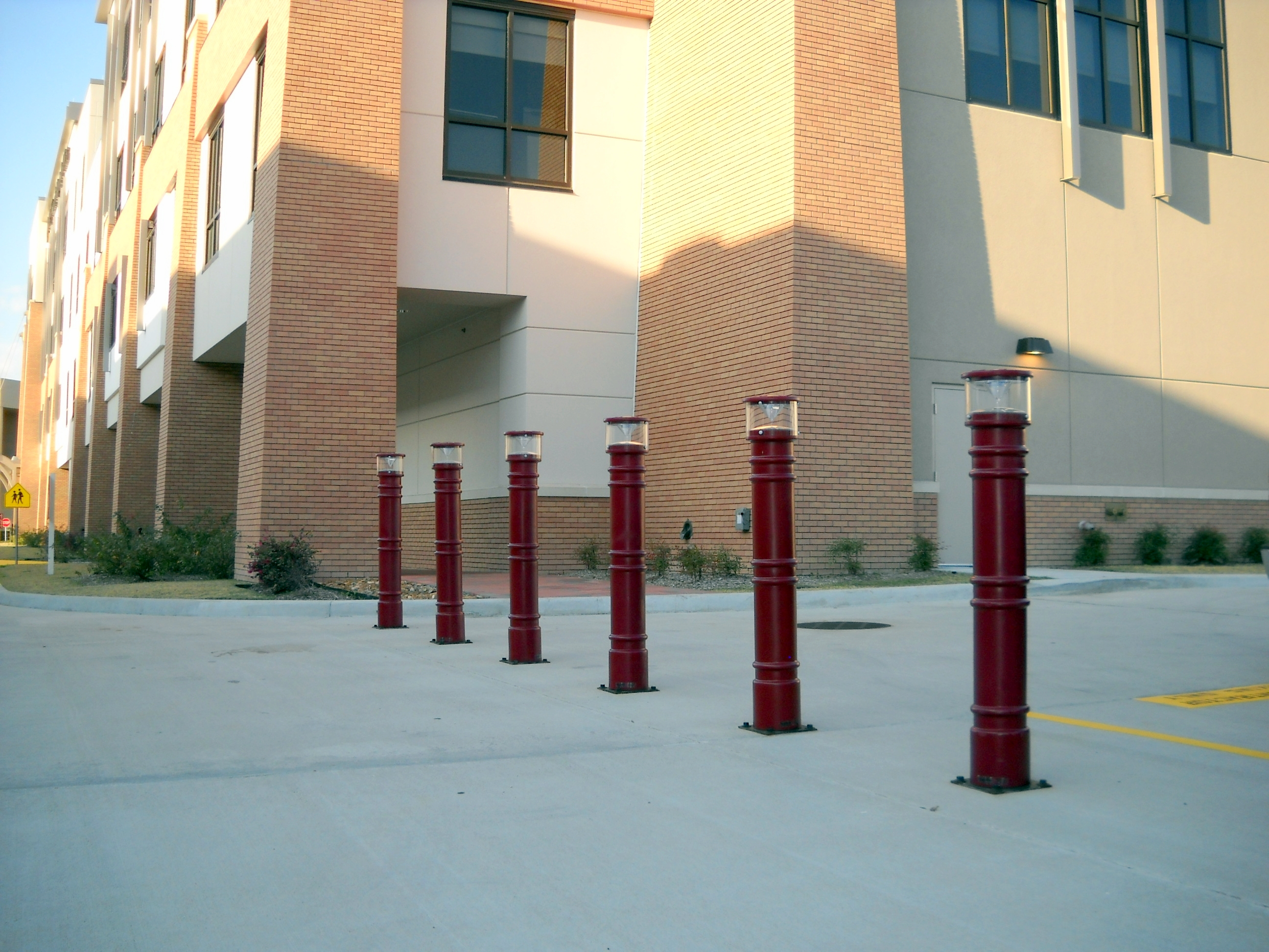 Lighted Bollard Covers Will Set Your Property Apart