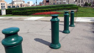 "Bollards and Sleeve's 10"" Pawn Decorative Bollard Covers"