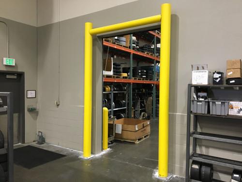 Standard Goal Post Guardrail