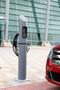 Single Electric Vehicle Charging Station unit
