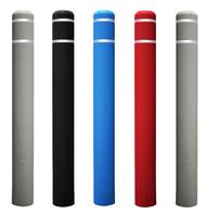 Five Pack of Flat Top Bollard Covers