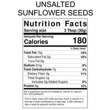 Sunflower Seeds Roasted Unsalted 4 lbs.