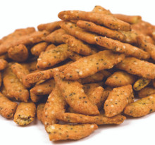 Sesame Sticks Everything 2 lbs FREE SHIPPING